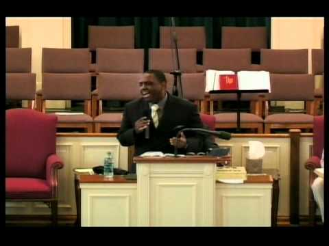 Breakthrough  Part 1 by Pastor Raymond Bailey 2012