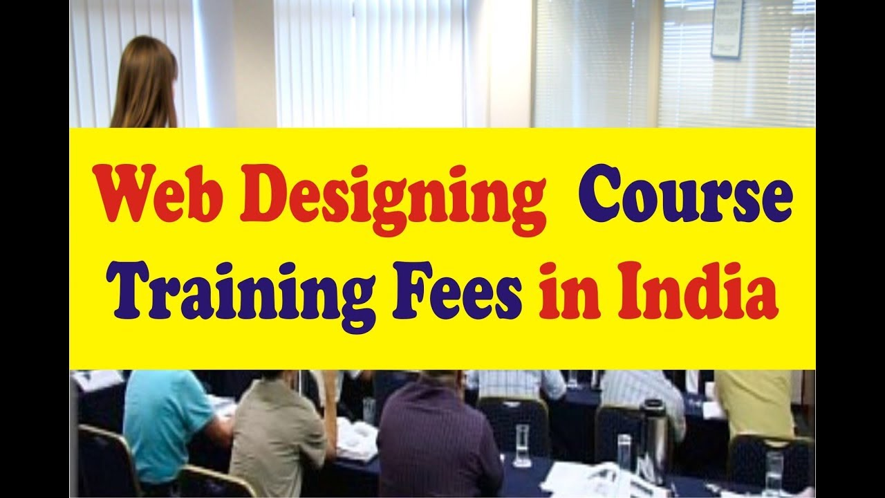 Web Designing Course Fees And Training Institute In India Sst Safety Institute Youtube