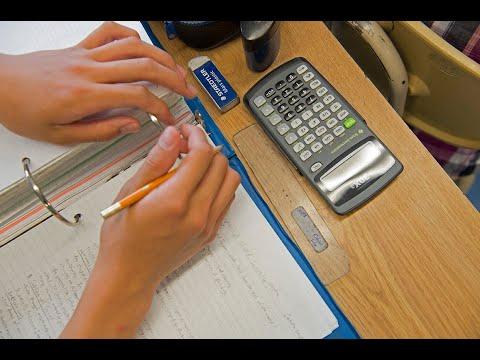 Alberta Students Score Well In International Testing