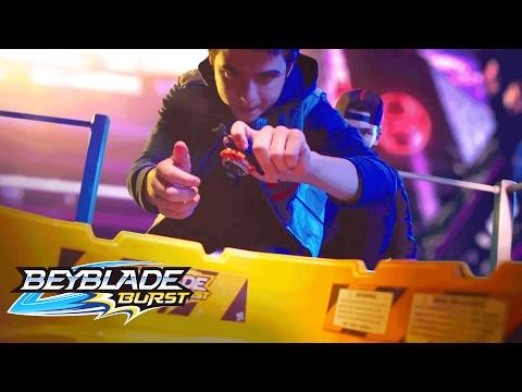Beyblade Burst - 'Enter Battle Mode' Official Commercial