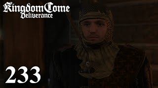 KINGDOM COME: DELIVERANCE [#233] ⚔ Weg mit den Klamotten! | Let