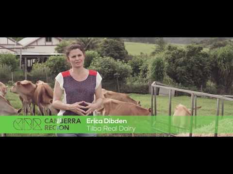 Tilba Real Dairy - Canberra Region