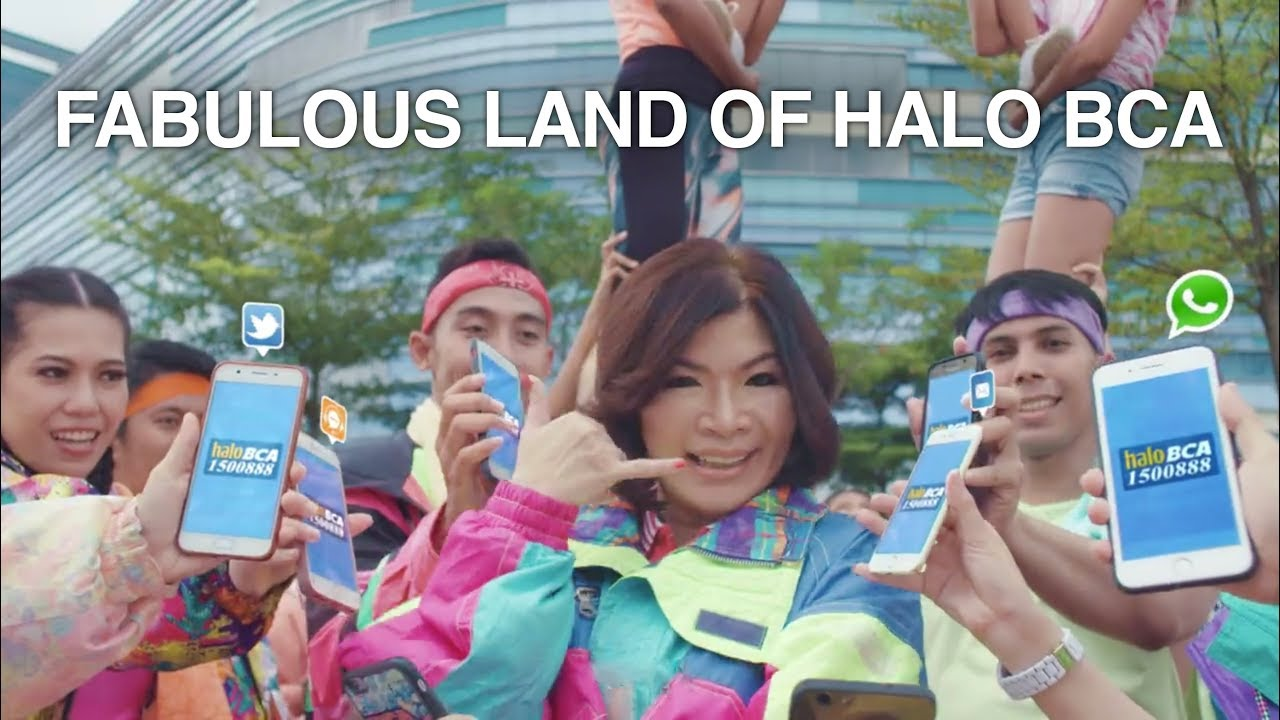 FABULOUS LAND OF HALO BCA