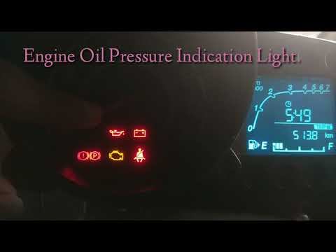 Dashboard Warning Light Indication Meaning In Kannada