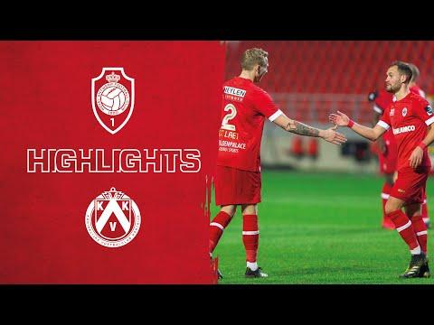 Antwerp Kortrijk Goals And Highlights