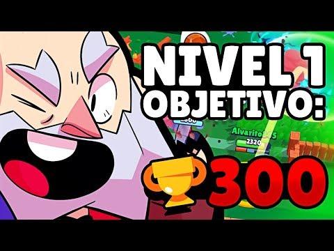 DINAMITAS DE NIVEL 1 **DESBLOQUEAMOS NUEVO BRAWLER** | Brawl Stars