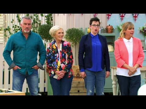 Meet The New Great British Bake Off Presenters