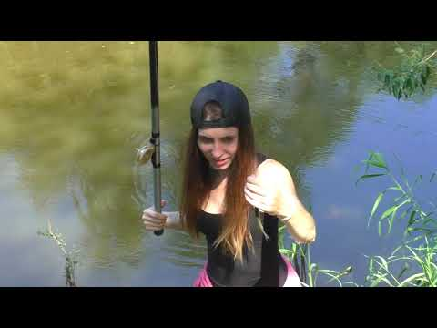 Девушки на рыбалке (25 фото) « Сайт  - Фото