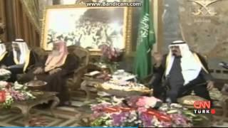 Suudi Arabistan Kralı Abdulah Bin Abdulaziz Vefat Etti