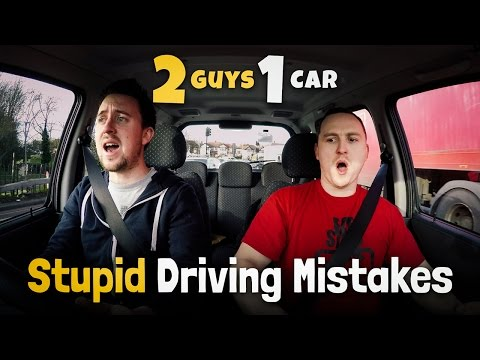 Thumbnail: 10 Stupid Mistakes Non-Car Guys Make While Driving