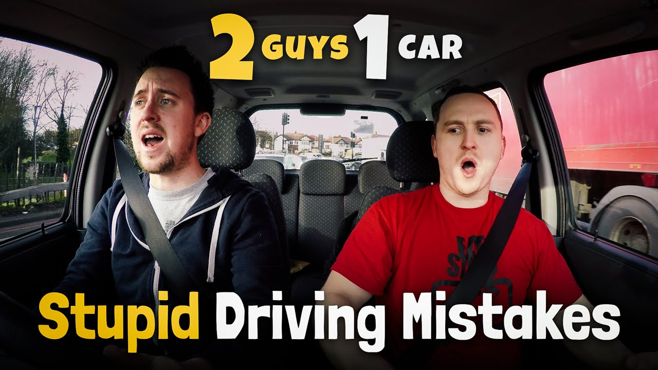 10 stupid mistakes non car guys make while driving youtube. Black Bedroom Furniture Sets. Home Design Ideas