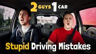 10 Stupid Mistakes Non-Car Guys Make While Driving
