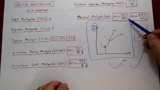 İktisada Giriş 1 Üretim ve Maliyet Analizi (AÖF - KPSS)