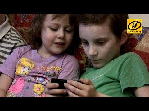Личный мобильник для детей - вред или польза?