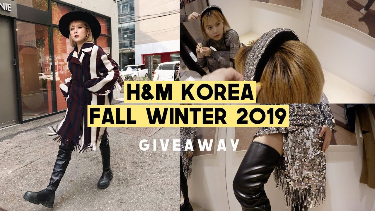 Shopping at H&M Korea Fall & Winter 2019: Style Trends | Q2HAN 6
