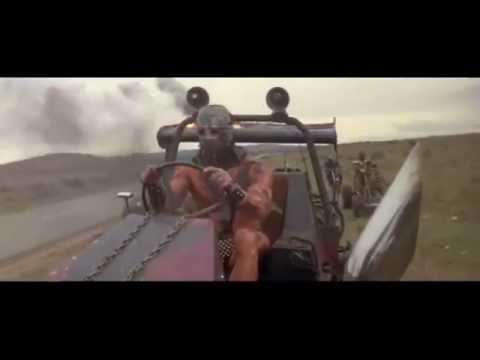 Mad Max Road Warrior With Fury Road Score. Re Edited