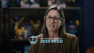 Why I Work at Insomniac: Jess Reed