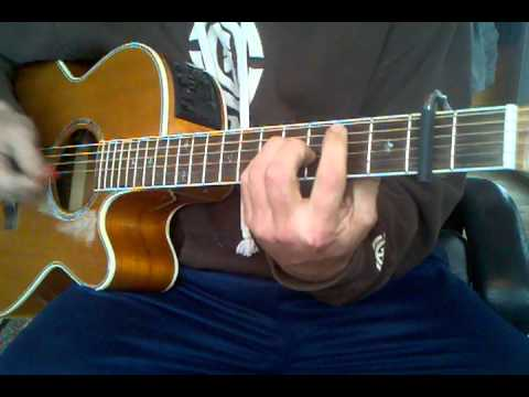 How To Play Beat This Summer By Brad Paisley Chords Tutorial Youtube