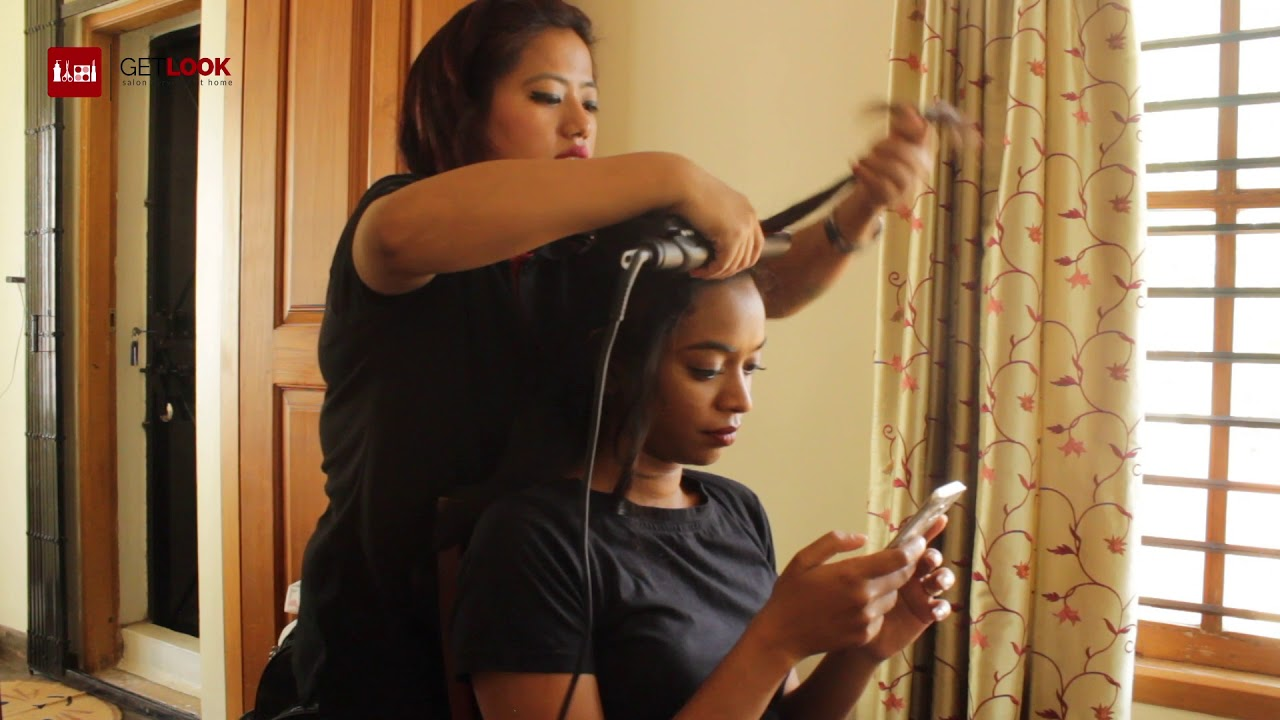 GetLook - Home Salon and Beauty Services  Get Professional Certified