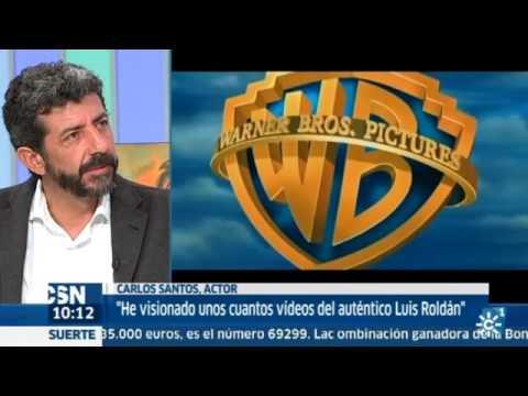 La entrevista | Alberto Rodríguez, director de cine; Carlos Santos, actor