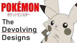Pokémon: The Devolving Designs (ft. Tom O'Regan)