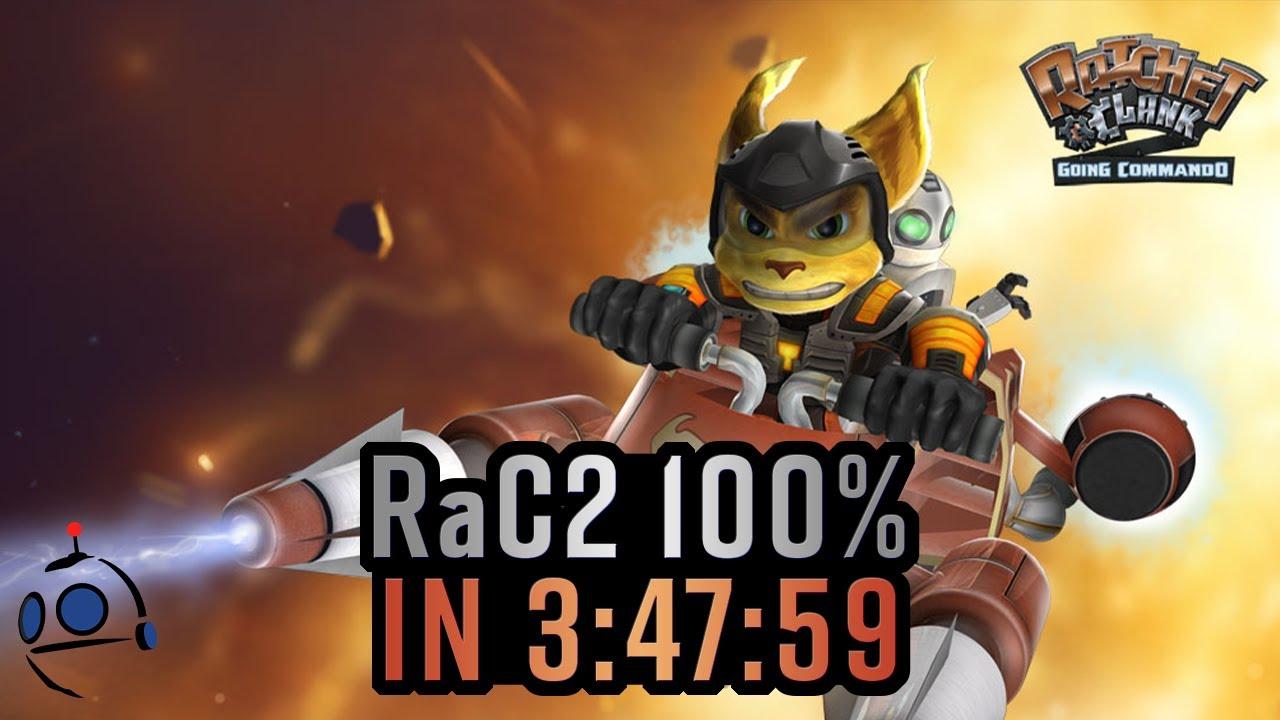 Download Going Commando 100% Speedrun in 3:47:59