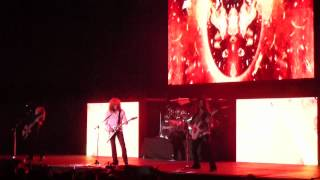 Megadeth en Argentina 2012.Sept.13 (Captive Honour-Ashes in Your Mouth)