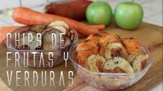 CHIPS DE FRUTAS Y VERDURAS! Thumbnail