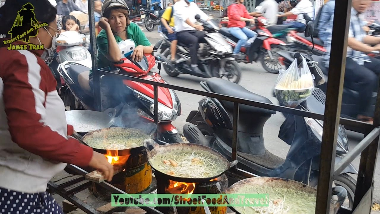 Saigon Street Food Youtube