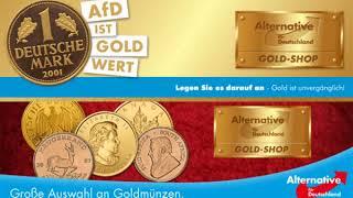 Wer finanziert die Alternative für Deutschland?