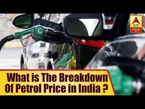 Petrol Price Crosses All Time High As Govt Charges Rs 40 As Tax Per Litre | ABP News