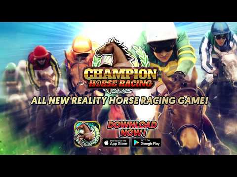 CHAMPION HORSE RACING Ver1.18 Official Trailer