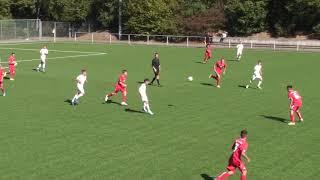 U15 Jhg2005 1. FSV Mainz - SV Eintracht Trier 8:2; C-Junioren-Regionalliga SW 21.09.2019