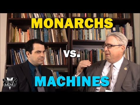 Monarchs vs Government Machinery in WWI