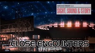 "Editor Michael Kahn, ACE on When There Was Too Much Coverage on ""Close Encounters of the Third Kind"""
