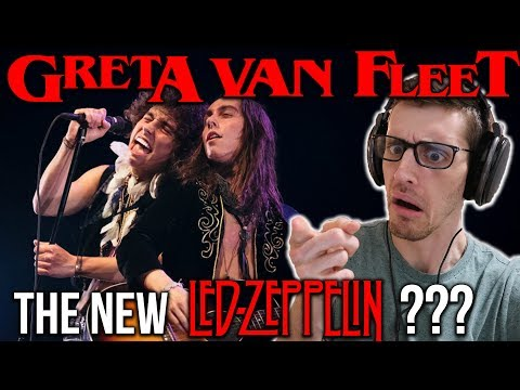 "FIRST TIME Hearing GRETA VAN FLEET: ""Highway Tune"" REACTION"