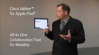Cisco Jabber for iPad - Cisco Systems