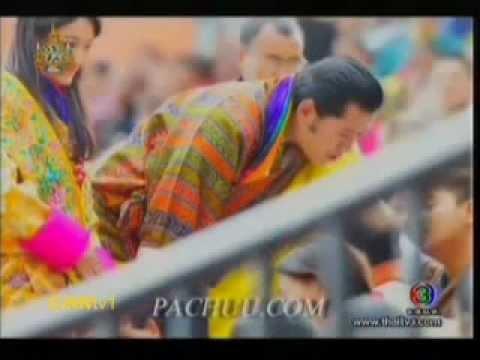 King Jigme's Royal Wedding @RatreeSamosorn