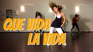 ZUMBA-Que vida la vida... *Istruttrice e coreografa LAURA MESI