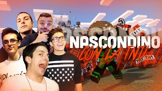 Minecraft | NASCONDINO CON LA TNT! w/Stepny, Surreal, Joker & Vegas