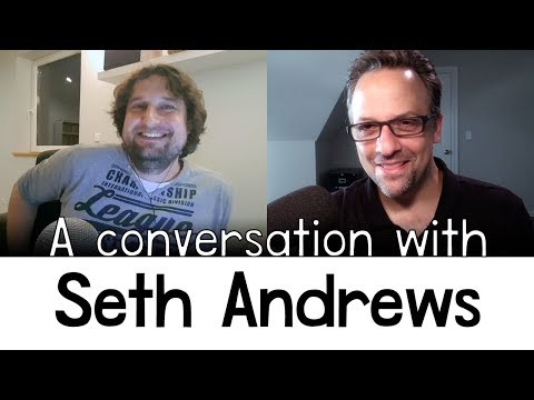 A conversation with Seth Andrews (atheist activist, writer and podcast host)