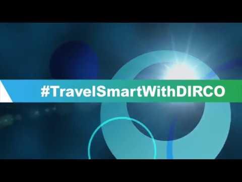 TRAVEL SMART WITH DIRCO.