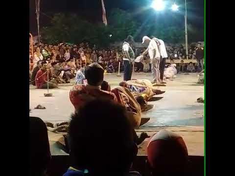 Detik2 Tambangnya Putus Tarik Tambang Jaka Tingkir Vs Cenah Mabuk.