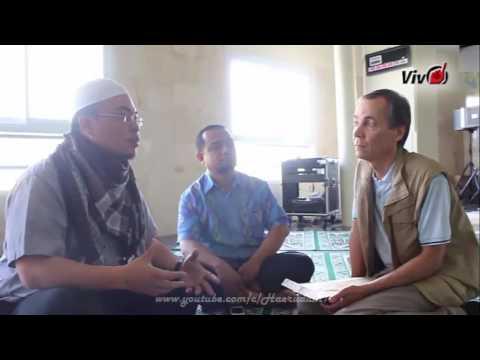 Wawancara Bersama Mr.Tapani,Mualaf asal Finlandia