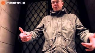 GEULE BLANSH (13 SARKASTICK) - LA VALEUR SUR DE GENÈVE (FREESTYLE) // STEREOTYPE.CH