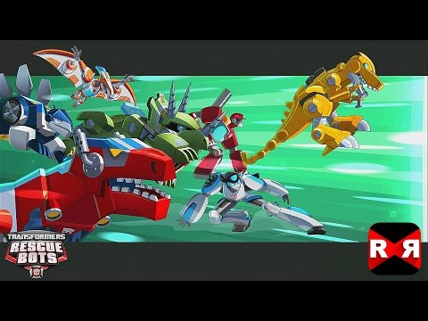 Transformers Rescue Bots: Disaster Dash - Hero Run - All Bot