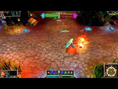 Pool Party Leona Skin Spotlight League of Legends