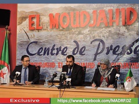 Forum Économie d'El Moudjahid,  le DG de la pêche et de l'aquaculture M. Taha Hammouche