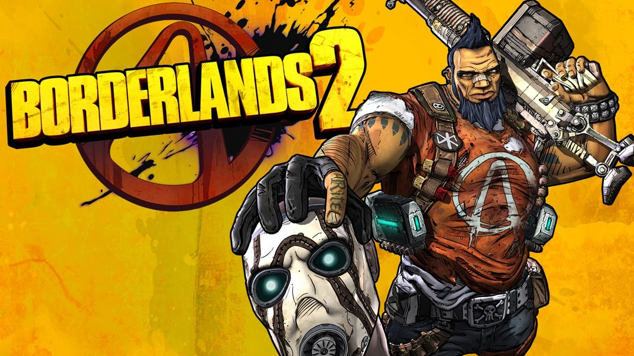 borderlands 2 gameplay preview (hd 1080p) - youtube
