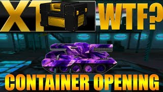 Tanki Online - 60+ Container Opening
